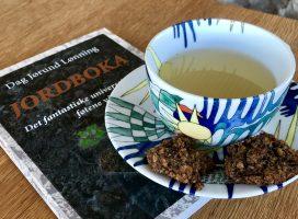 Banankjeks og te