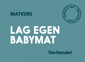 Babymatkurs, Bergen 10.april