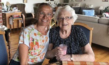 Næringsdrikk til mormor