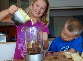 Barnefamiliens ABC – et praktisk (online) kurs for god mat og gode vaner