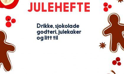 Forside julehefte