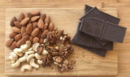 hjemmelaget sjokolade