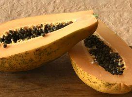 Papaya mot forkjølelse og magevondt