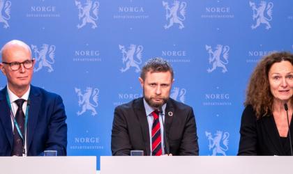 norske helsemyndigheter