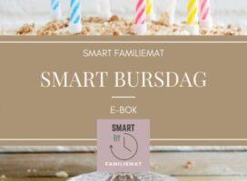 SMART Familiemat Bursdag (E-bok)